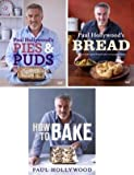 Paul Hollywood The Paul Hollywood Collection [Includes How To Bake, Bread & Pies and Puds]