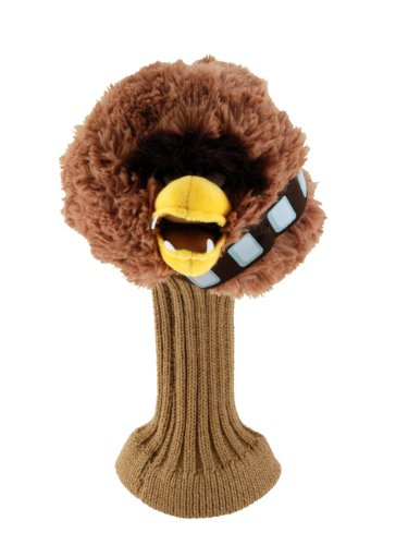 Angry Birds Star Wars Golf Club Cover, Chewbacca