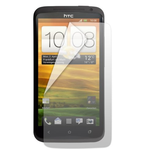 deinPhone - HTC One X One XL One X + Plus Folie Displayschutzfolie MATT Anti Finger Print