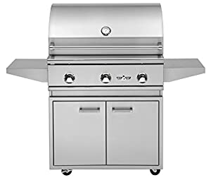 Amazon Com Delta Heat 32 Inch Natural Gas Grill On