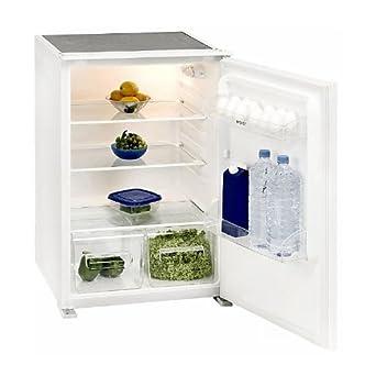 Exquisit EKS145RVA+ Réfrigérateur 138 L Blanc