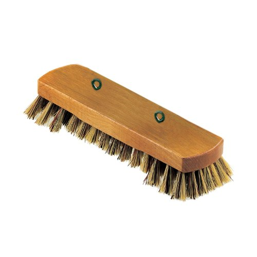Unger Hbr00 Handi-Brush, Stiff Bristle (Case Of 5)