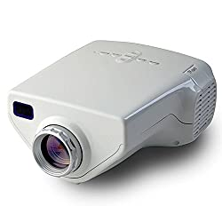 EASYHOME BRAND NEW MINI LED PROJECTOR FOR TV DVD AND PC