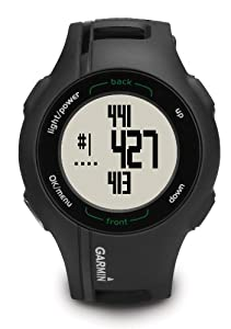 Garmin Approach S1 Golf GPS Watch - Black