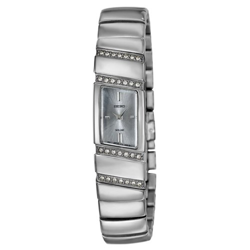 Seiko Women's SUP167 Modern Jewelry-Solar Classic Watch