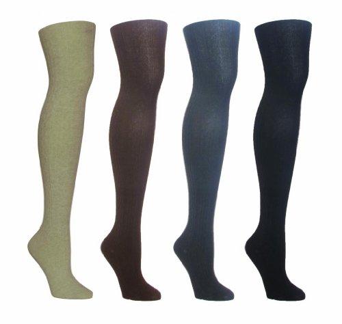 MeMoi Legwear by MeMoi Textured Sweater Cable Tights at Sears.com