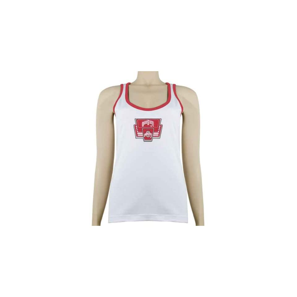 ec215f32d9d Wings Ohio State Buckeyes Womens Marquee Tank Top on PopScreen