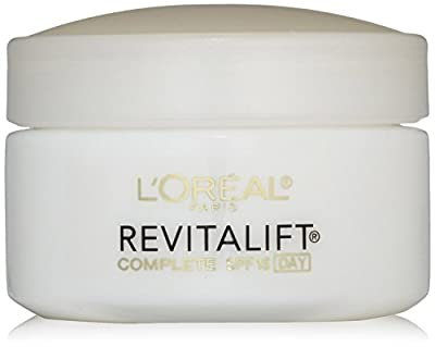 L'Oreal Paris RevitaLift Anti-Wrinkle + Firming Day Cream SPF 18, by L'Oreal Paris