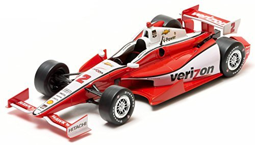 Collectibles 783 10954 1:18 Scale 2014 IndyCar Number 2 Juan Pablo Montoya/Team Penske Model Car by Collectibles (Indycar Model compare prices)