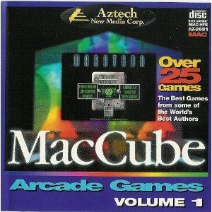 MacCube Arcade Games, Volume 1