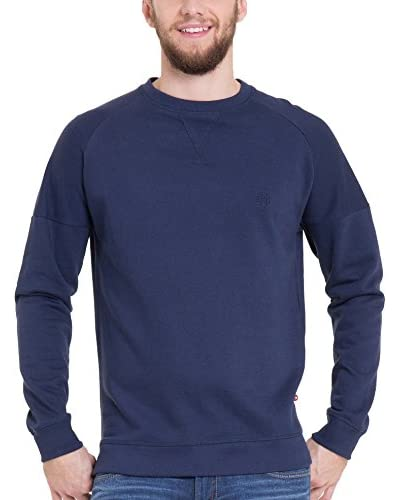 Big Star Sweatshirt dunkelblau