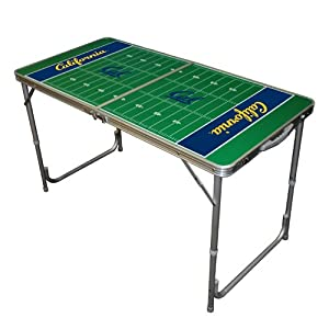 NCAA UC Berkley Golden Bears 2x4 Tailgate Table