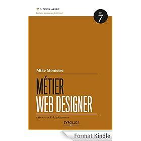 M�tier web designer