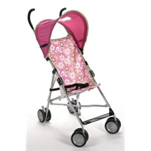 Disney® Umbrella Stroller with Canopy (Sweet Silhouettes - Winnie
