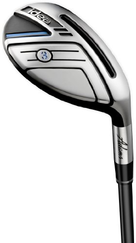 Adams Golf Men's New Idea Hybrid Club, Right Hand, Graphite, Stiff Flex, 16.5-Degree, #2 (Extra Stiff Golf Clubs compare prices)
