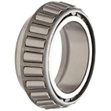 "Timken M514546 Tapered Roller Bearing, Single Cone, Standard Tolerance, Straight Bore, Steel, Inch, 2.8750"" ID, 1.5500"" Width"
