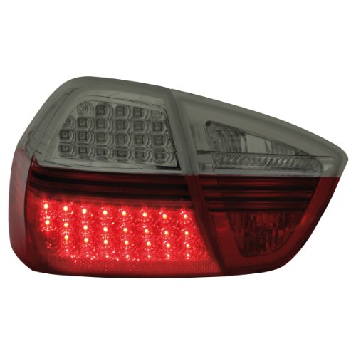 RB27DLRS LED Rückleuchten BMW E90 3er Lim. 05 red smoke