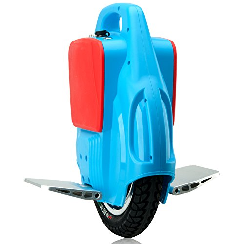 Electric Unicycle 'Uni-Wheel Sky' - 132 Watts, 35200Mah Samsung Lithium Battery, Up To 18Km/H, 60 Minutes Charge Time