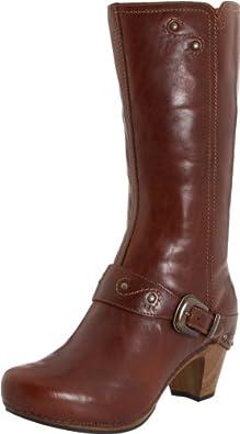 Dansko Women's Rylan Crazy Horse Boot,Brown,40 EU/9.5-10 M US
