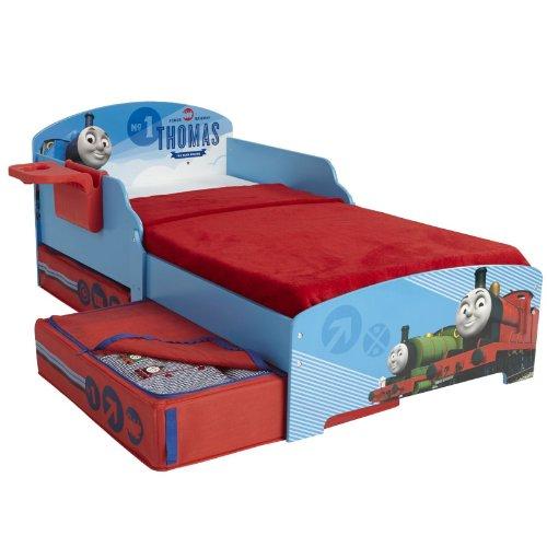 Thomas the Tank Engine Lit enfant avec rangement et plateau