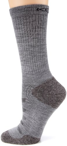 keen-womens-olympus-lite-crew-chaussettes-taille-s-gray