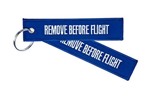 -remove-before-flight-blue-edition-high-quality-luggage-keychain-tag-incl-chrome-keyring