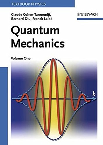 Quantum Mechanics: 1