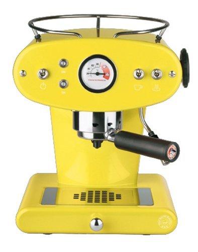 FrancisFrancis! 201035 X1 Trio Espresso Machine, Yellow, Garden, Lawn, Maintenance