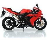 Maisto Diecast 1/12 Yamaha YZF-R1 RED Racing Moto Motorcycle #31101