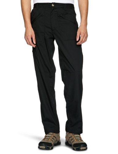 Regatta Action II Men's Leisurewear Trouser - Black, Size 30 Inch Regular