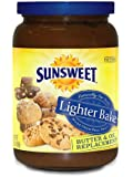 Sunsweet Lighter Bake Butter & Oil Replacement 18oz Jar (Pack of 3)