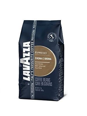 Lavazza Crema e Aroma Coffee Beans (1kg) from Lavazza