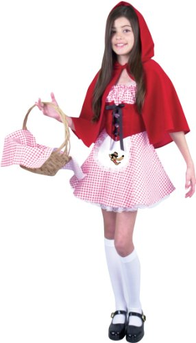Little Red Riding Hood Costume - Teen Small (Red Riding Hood Cape For Teens compare prices)