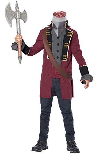 [8eighteen Legend of Sleepy Hollow Headless Horseman Boys Child Costume] (Legend Of Sleepy Hollow Costumes)