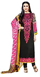 Fashion Stop Cotton Printed Unstitched Dress Material