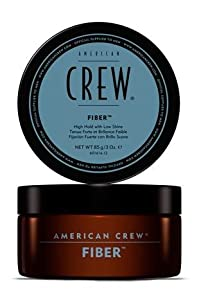 American Crew Fiber Pliable Molding Cream Hair Styling Creams (85g/3 Oz)