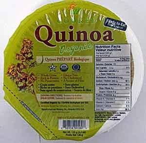 Gogo Rice Gluten-Free Cooked Quinoa Bowl