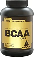 BCAA Peak acides aminés 220 capsules