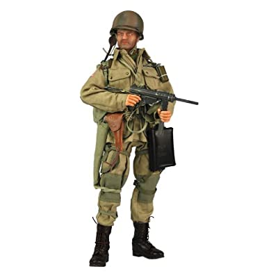 82nd Airborne Division Edward Stiner - 1/6th Scale Military Action Figure - DID