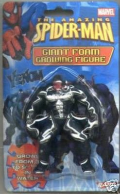 SPIDER-MAN - Giant Foam Growing Figure - Venom - 1