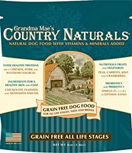 Grandma Mae S Country Naturals Dog Food