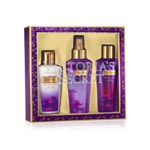 Victoria Secret Vs Fantasies Love Spell Must Have Gift Set Includes Body Lotion, Body Mist and Body Wash