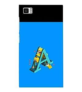 printtech Cool Quotes Back Case Cover for Xiaomi Redmi Mi3::Xiaomi Mi 3