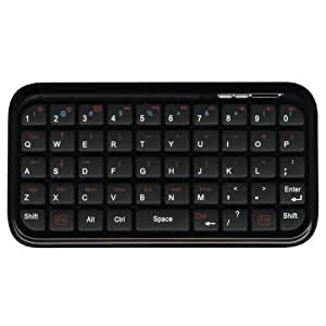 Hip Street HS-PBMINIKYBD Mini Bluetooth Keyboard for Playbook (Black) (Discontinued by Manufacturer)