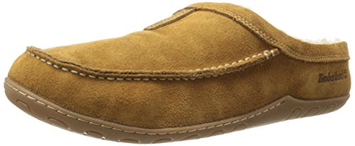 Timberland Men's Kick-Around Mule Slip-On Loafer,Tan,7 M US