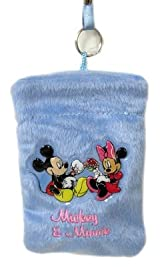Disney Mickey & Minnie Mp3 Camera Cell Phone Holder Pouch Bag