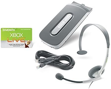 Xbox 360 60GB LIVE Starter Pack