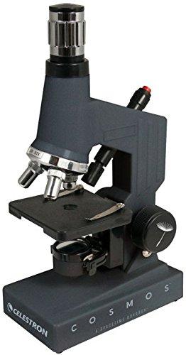 Celestron Cosmos Microscope Kit, Black 44127