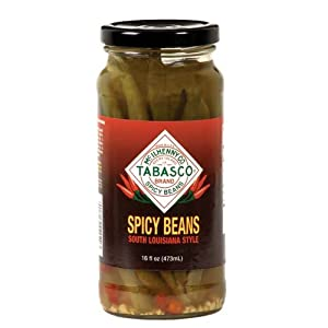 Tabasco Spicy Beans 16 Oz by McIlhenny Company