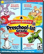 Adventure Workshop 9 Preschool-1st Grade